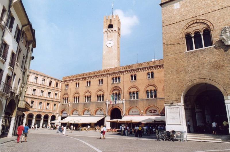 Treviso e il Prosecco (40 Km)
