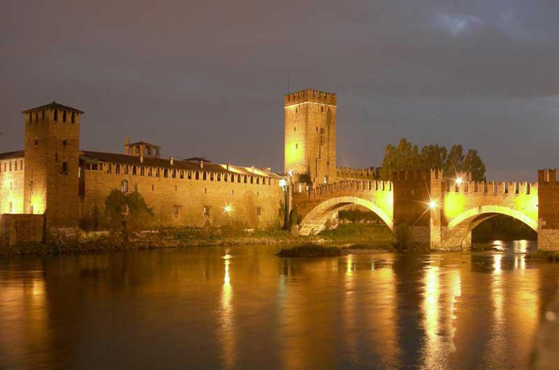 Verona tra passione, cultura e vino (150 Km)