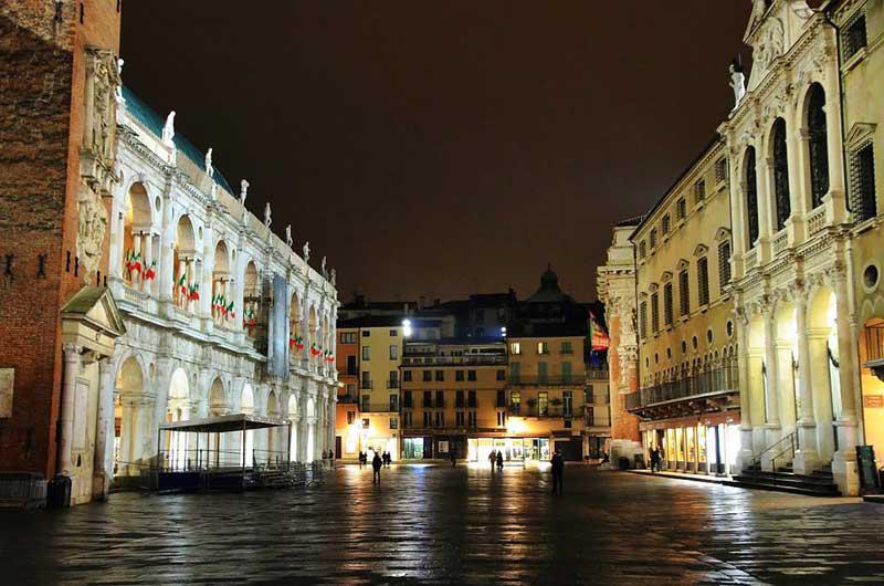 Vicenza e il Palladio (120 Km)