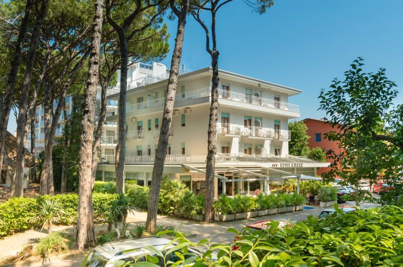 Hotel Milano - Parcheggio