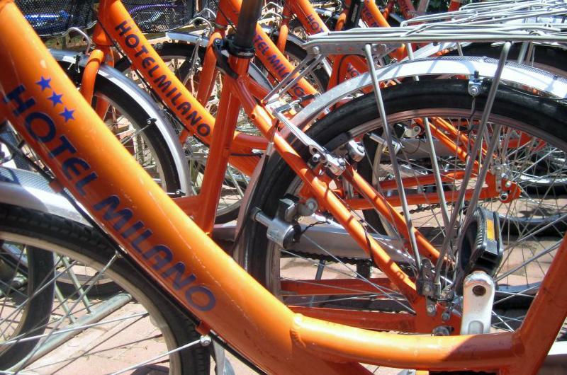 Hotel Milano - Biciclette