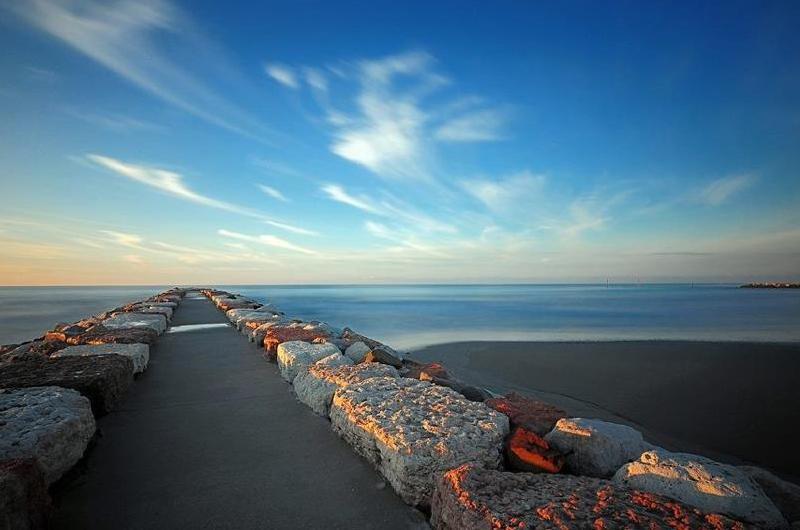 Hotel Milano - Spiaggia privata